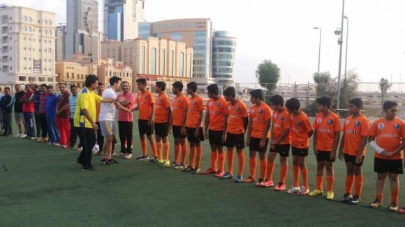 Afghan footballer opens DSA tournament