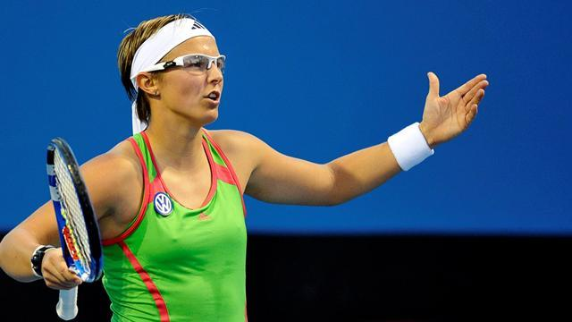 Flipkens to contest maiden WTA final in Quebec