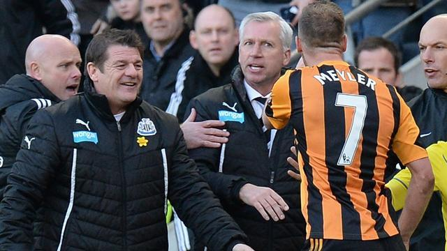 Premier League - Pardew fined £100,000 by Newcastle for headbutting player