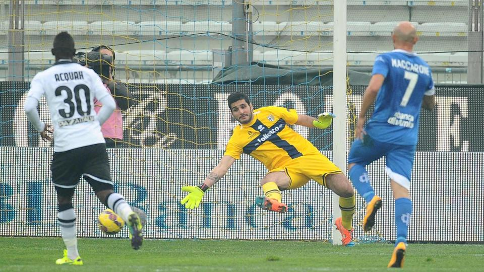 Video: Parma vs Empoli