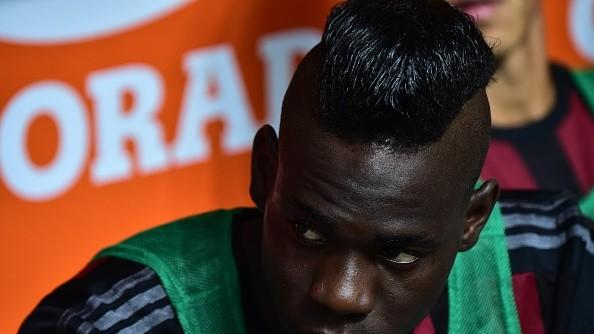 AC Milan doctors put Mario Balotelli on a diet for being overweight