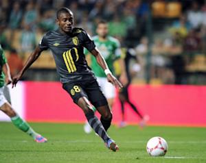 Ivory Coast's Kalou to miss Senegal qualifier