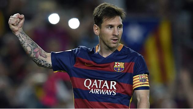 Tax charges dropped against Messi