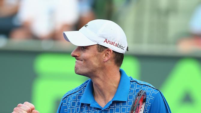 Sony Ericsson Open - Day 6