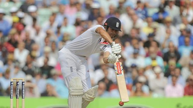 Ashes - Rain stalls England's charge against Australia A