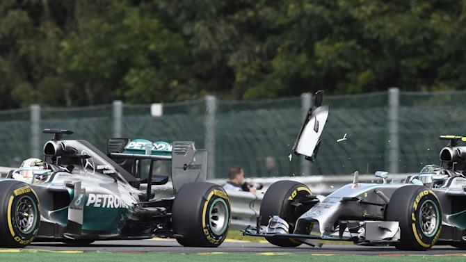Formula 1 - Mercedes braced for orders decision