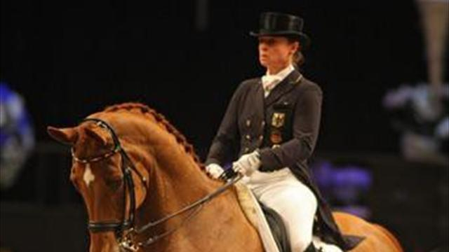 Equestrianism - Werth well worthy of legend status