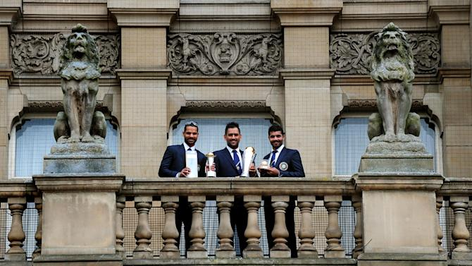 Cricket - ICC Champions Trophy Winners Photocall - Birmingham City Council