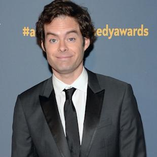 Bill Hader Joining Steven Spielberg's 'The BFG'