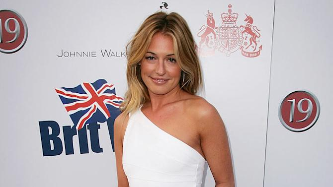 Cat Deeley attends the launch party for BritWeek held at the British Consul General's Official Residence on April 24, 2008 in Los Angeles, California.