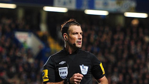 Clive Wilkes says some referees are contemplating boycotting Chelsea games in the wake of the allegations against Mark Clattenburg, pictured