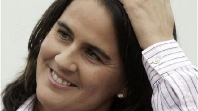 Fed Cup - Spain appoint Conchita Martinez as Fed Cup coach