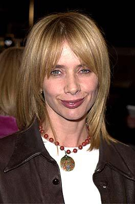 Premiere: Rosanna Arquette at the Mann's Chinese Theatre premiere of New Line's Little Nicky - 11/2/2000