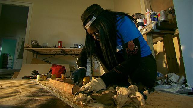 Volunteers rebuilding New Orleans 7 years after Katrina