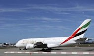 Emirates Superjumbo Turned Back By Engine Fire