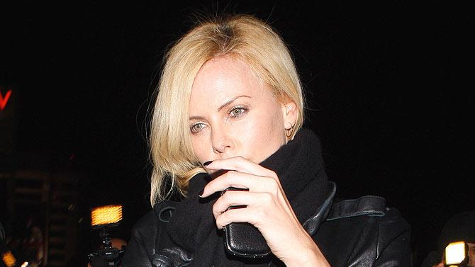 Theron Charlize Radiohead Cncrt