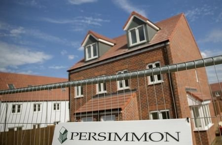 Builders boost FTSE as Persimmon shrugs off 'Brexit'