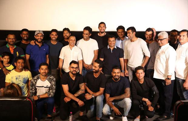 Poorna's Special Screening For Indian Cricket Team