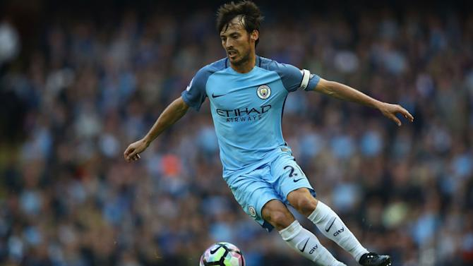 David Silva Could Face Axe as Pep Guardiola Looks to Reshape Stuttering Manchester City