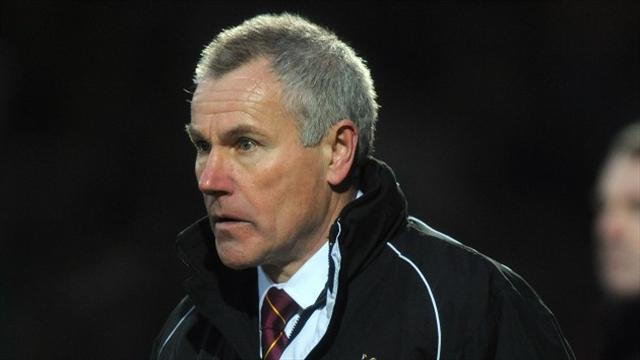 League Two - Taylor pleads for patience