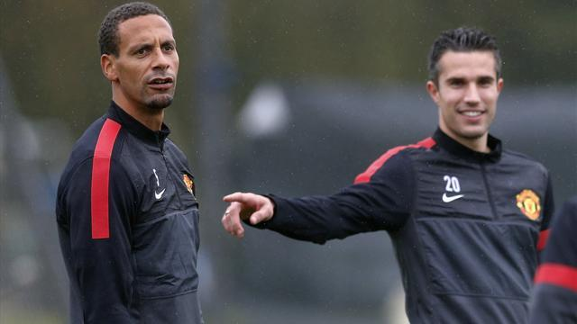 Football - Ferdinand: Van Persie no one-season wonder