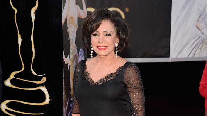 85th Annual Academy Awards - People Magazine Arrivals: Dame Shirley Bassey