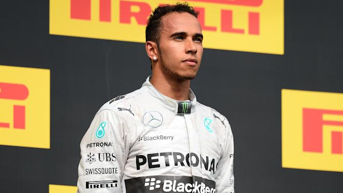Formula 1 - Hamilton 'right to ignore team', says rival boss