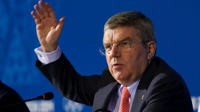 Olympic Games - India not bidding for 2024 Games, says IOC chief