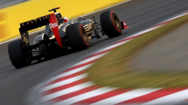 Formula 1 - Lotus unlikely to race double DRS in '12