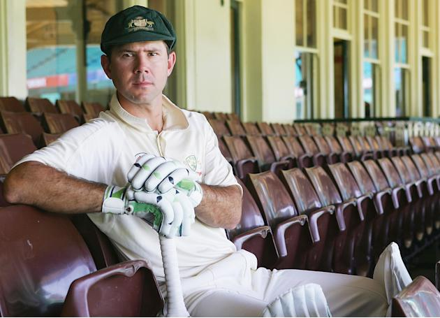 Ricky Ponting Prepares For His 100th Test Match