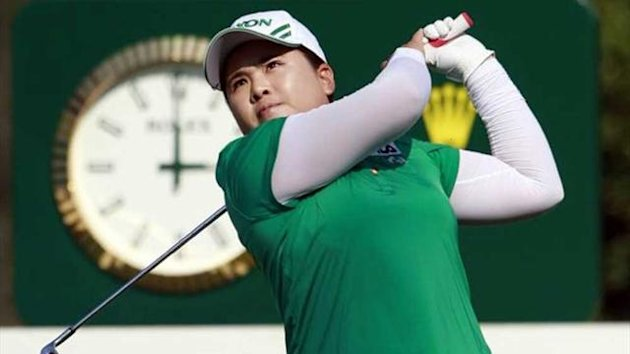 Inbee Park has been showing strong form at the Lorena Ochoa Invitational in Mexico (Imago)