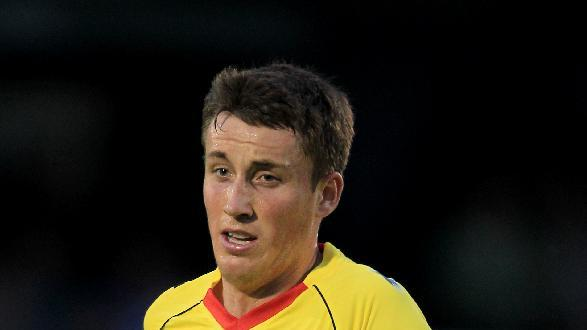 Craig Forsyth scored five goals in 22 appearances last season for Watford