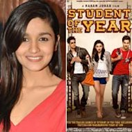 Alia Bhatt: ?Happy that Student of The Year?s album became a big hit?
