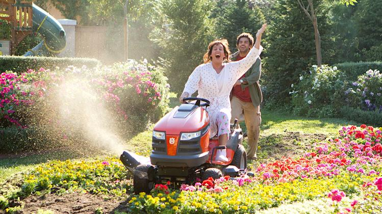 Jack and Jill 2011 Columbia Pictures Adam Sandler Eugenio Derbez