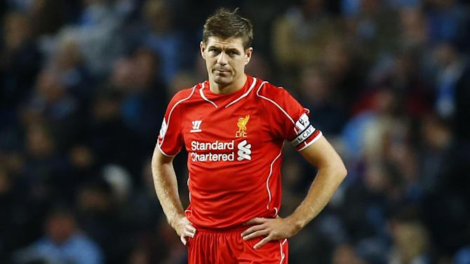 FA Cup - Liverpool v Blackburn preview: Steven Gerrard not.