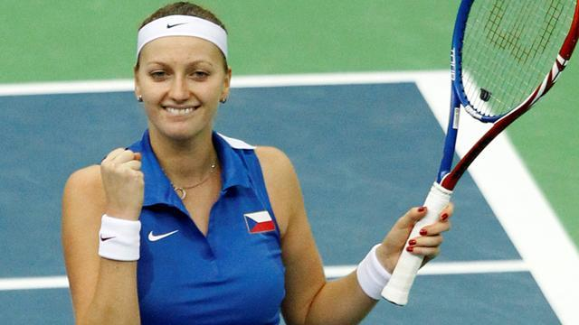 Russia and Czechs level in Fed Cup final