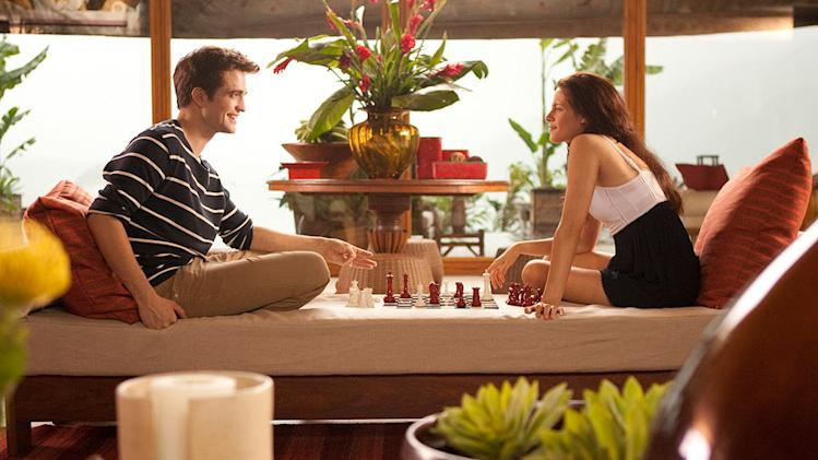 The Twilight Saga Breaking Dawn part 1 2011 Robert Pattinson Kristen Stewart