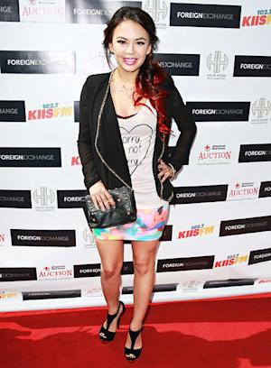 "Janel Parrish, Pretty Little Liars Star: ""I Have a Serious Shoe Problem!"""