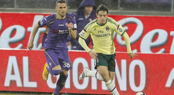 Video: Fiorentina vs AC Milan
