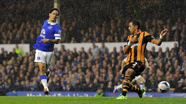 Premier League - Quickfire Pienaar hands Everton win over Hull