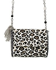White House | Black Market Calf-hair bag
