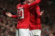 Van Persie: Partnership with Rooney going from strength to strength