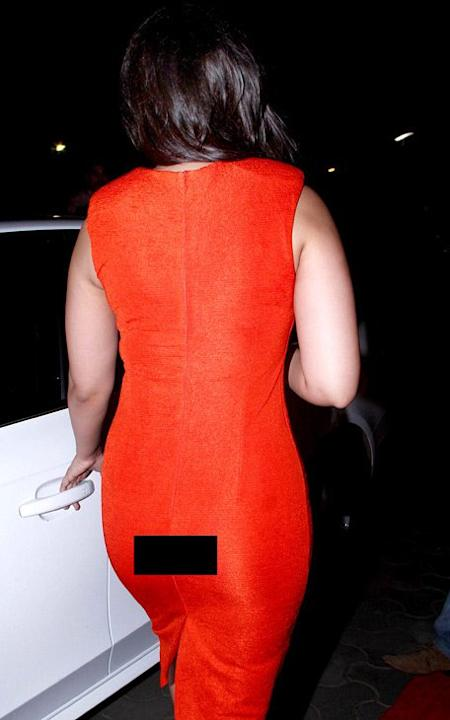Celebs  in tight dress