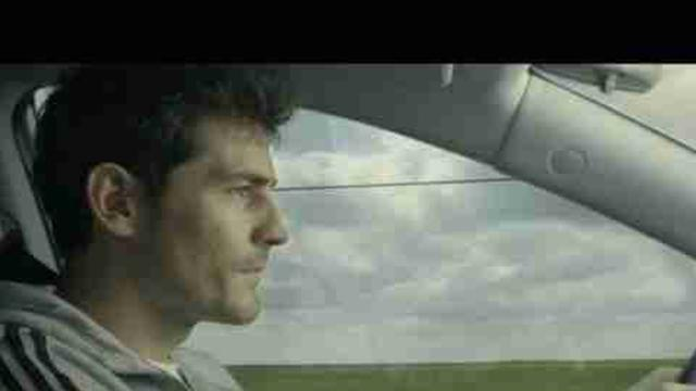 Iker Casillas' new ad reveals ambitions