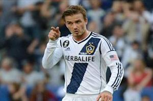 Beckham 'in no hurry' to join a new club