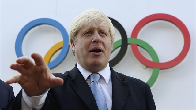 Boris expects Games boost for cycling