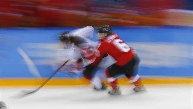 Ice Hockey - Canadian gold, but competition is key