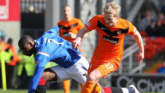 Dundee United believe Rangers must incur a 'sporting punishment'