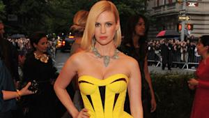 January Jones' Scariest Hollywood Moment