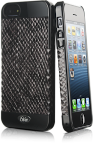 iSkin Vibes Case For iPhone 5 Review image VBSNK5 BK1 196x300